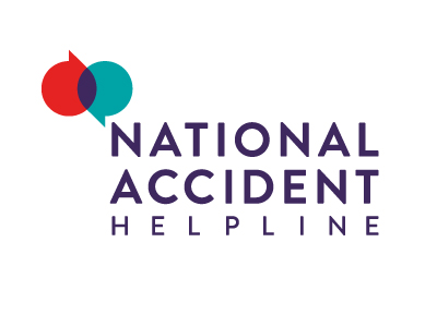 the national accident helpline logo