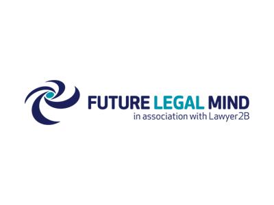 The future legal minds logo