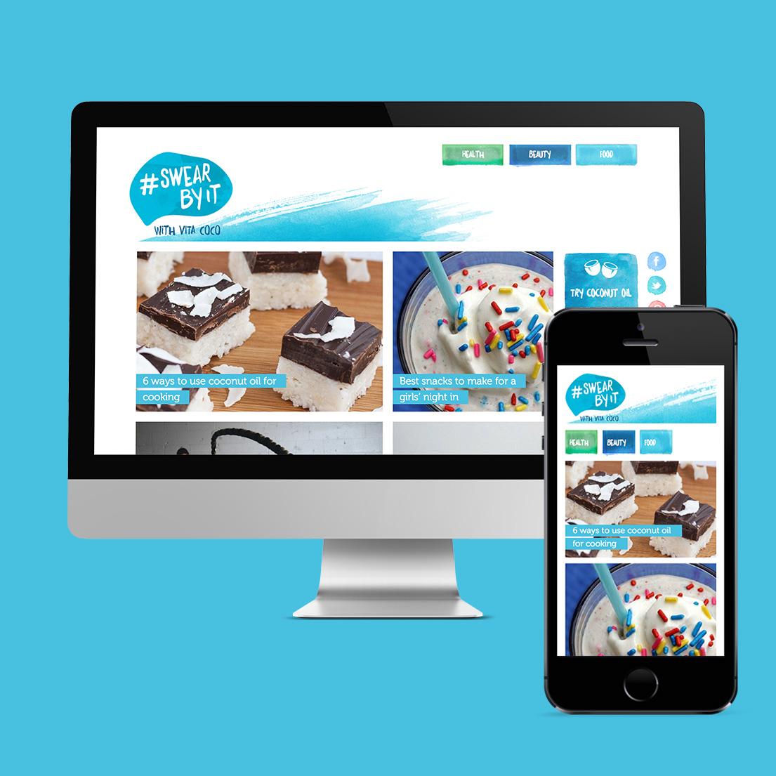 Web Design: Swearbyit