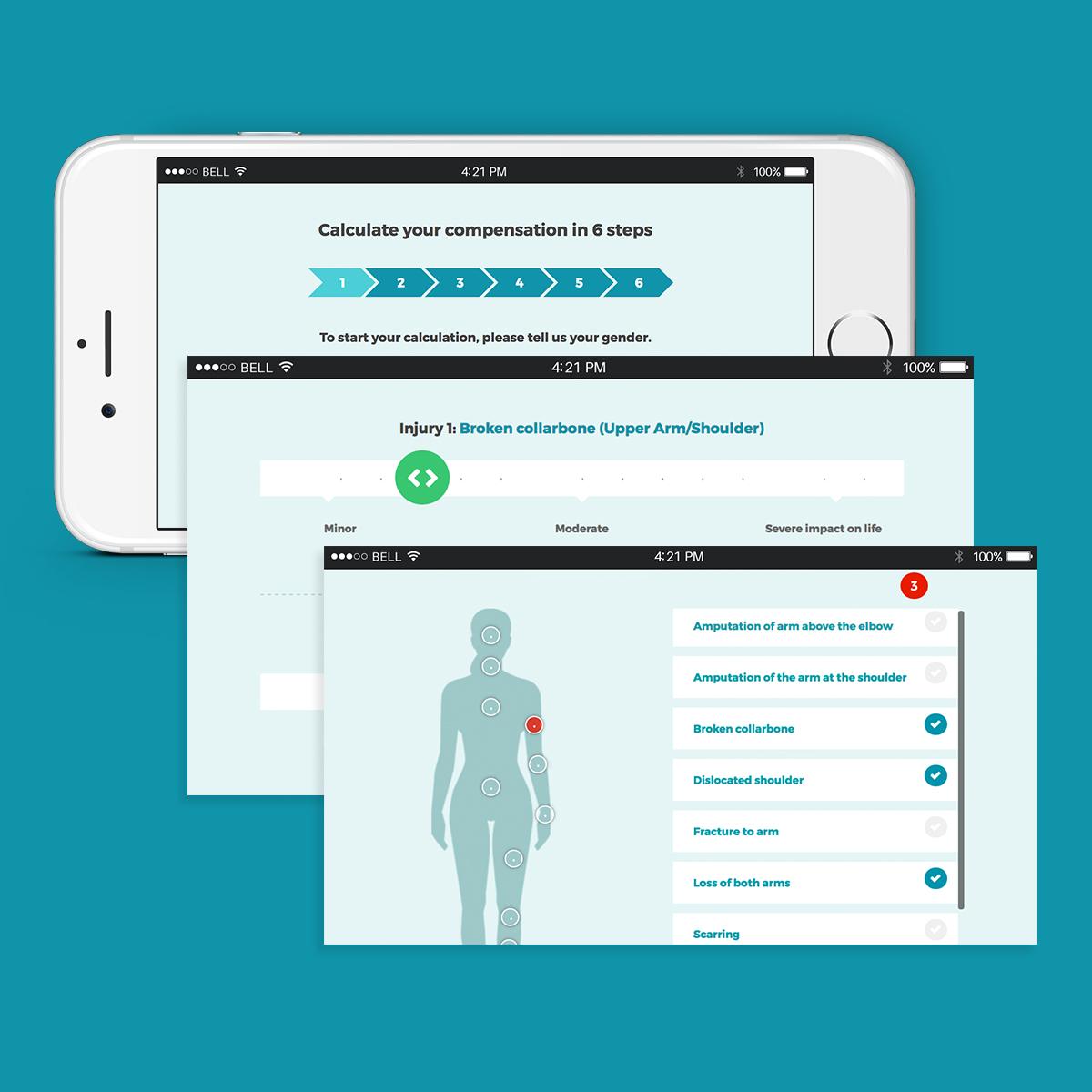 Web App: National Accident Helpline